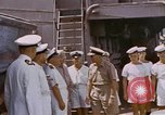 Image of British ship Atlantic Ocean, 1945, second 12 stock footage video 65675075920