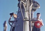 Image of United States sailors Pacific Ocean, 1945, second 2 stock footage video 65675075933