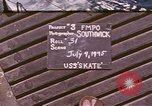 Image of USS Skate SS-305 Hawaii USA, 1945, second 1 stock footage video 65675075956