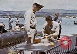 Image of Japanese souvenirs Pacific Theater, 1945, second 5 stock footage video 65675075960