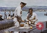 Image of Japanese souvenirs Pacific Theater, 1945, second 6 stock footage video 65675075960