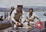 Image of Japanese souvenirs Pacific Theater, 1945, second 9 stock footage video 65675075960