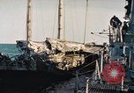 Image of Japanese sailing junk Pacific Ocean, 1945, second 6 stock footage video 65675075965