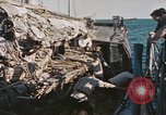 Image of Japanese sailing junk Pacific Ocean, 1945, second 12 stock footage video 65675075965