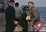 Image of United States sailors Pacific Ocean, 1945, second 3 stock footage video 65675075969