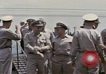 Image of United States Navy officers United States USA, 1945, second 10 stock footage video 65675075987