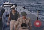 Image of evacuation of wounded Pacific Ocean, 1945, second 12 stock footage video 65675075988