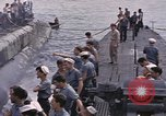 Image of United States submarines Pacific Ocean, 1945, second 6 stock footage video 65675075989