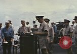 Image of Fleet Admiral Chester William Nimitz Guam, 1945, second 10 stock footage video 65675075994