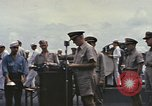 Image of Fleet Admiral Chester William Nimitz Guam, 1945, second 11 stock footage video 65675075994
