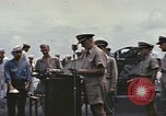 Image of Fleet Admiral Chester William Nimitz Guam, 1945, second 12 stock footage video 65675075994