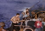 Image of United States sailors Pacific Ocean, 1945, second 12 stock footage video 65675076001