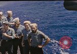 Image of USS Crevalle Pacific Ocean, 1945, second 2 stock footage video 65675076009
