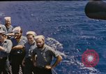 Image of USS Crevalle Pacific Ocean, 1945, second 3 stock footage video 65675076009