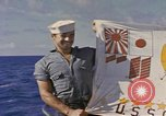 Image of USS Crevalle Pacific Ocean, 1945, second 3 stock footage video 65675076021