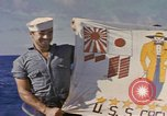Image of USS Crevalle Pacific Ocean, 1945, second 5 stock footage video 65675076021