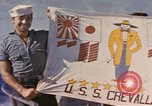 Image of USS Crevalle Pacific Ocean, 1945, second 8 stock footage video 65675076021