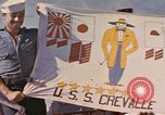 Image of USS Crevalle Pacific Ocean, 1945, second 10 stock footage video 65675076021