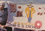 Image of USS Crevalle Pacific Ocean, 1945, second 12 stock footage video 65675076021