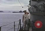 Image of Japanese ships and personnel at end of World War II Yokosuka Japan, 1945, second 7 stock footage video 65675076032