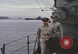 Image of Japanese ships and personnel at end of World War II Yokosuka Japan, 1945, second 9 stock footage video 65675076032