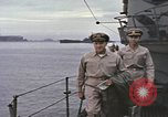 Image of Japanese ships and personnel at end of World War II Yokosuka Japan, 1945, second 10 stock footage video 65675076032