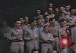 Image of US Naval officers pose at Yokosuka Submarine Base Yokosuka iJapan, 1945, second 6 stock footage video 65675076033
