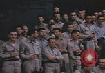 Image of US Naval officers pose at Yokosuka Submarine Base Yokosuka iJapan, 1945, second 7 stock footage video 65675076033