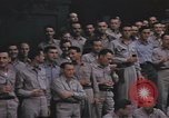 Image of US Naval officers pose at Yokosuka Submarine Base Yokosuka iJapan, 1945, second 8 stock footage video 65675076033