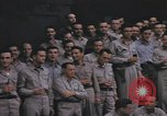 Image of US Naval officers pose at Yokosuka Submarine Base Yokosuka iJapan, 1945, second 9 stock footage video 65675076033