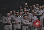 Image of US Naval officers pose at Yokosuka Submarine Base Yokosuka iJapan, 1945, second 11 stock footage video 65675076033