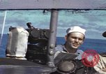 Image of United States officers Pacific Ocean, 1948, second 1 stock footage video 65675076045