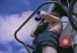 Image of American submarine Pacific Ocean, 1945, second 5 stock footage video 65675076074