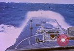 Image of American submarine Pacific Ocean, 1945, second 3 stock footage video 65675076075