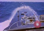 Image of American submarine Pacific Ocean, 1945, second 5 stock footage video 65675076075