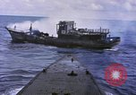 Image of American submarine Pacific Ocean, 1945, second 8 stock footage video 65675076092