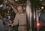 Image of American submarine Pacific Ocean, 1945, second 3 stock footage video 65675076095