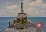 Image of American submarine Pacific Ocean, 1945, second 2 stock footage video 65675076096