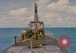 Image of American submarine Pacific Ocean, 1945, second 4 stock footage video 65675076096