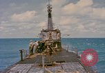 Image of American submarine Pacific Ocean, 1945, second 7 stock footage video 65675076096