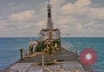 Image of American submarine Pacific Ocean, 1945, second 9 stock footage video 65675076096