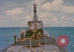Image of American submarine Pacific Ocean, 1945, second 12 stock footage video 65675076096