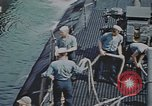 Image of USS Sea Owl Pacific Ocean, 1945, second 11 stock footage video 65675076102