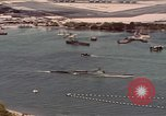 Image of VJ Day  being celebrated by US submarines at Pearl Harbor Hawaii USA, 1945, second 6 stock footage video 65675076117
