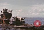 Image of Remains of Japanese destroyer Okinami Philippines, 1945, second 6 stock footage video 65675076119