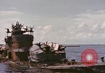 Image of Remains of Japanese destroyer Okinami Philippines, 1945, second 7 stock footage video 65675076119