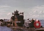 Image of Remains of Japanese destroyer Okinami Philippines, 1945, second 11 stock footage video 65675076119