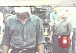 Image of Blindfolded Japanese Prisoners of War Pacific Theater, 1944, second 1 stock footage video 65675076125