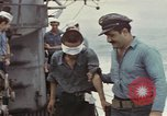 Image of Blindfolded Japanese Prisoners of War Pacific Theater, 1944, second 8 stock footage video 65675076125