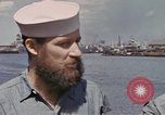 Image of US submarine crews and Japanese POWs disembarking Pearl Harbor Hawaii USA, 1944, second 8 stock footage video 65675076128